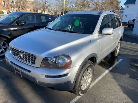 2008 Volvo XC90 for sale at European Motors in West Hartford CT