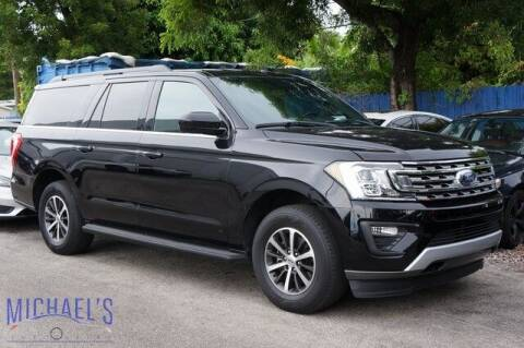 2019 Ford Expedition MAX for sale at Michael's Auto Sales Corp in Hollywood FL