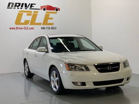 2007 Hyundai Sonata for sale at Drive CLE in Willoughby OH