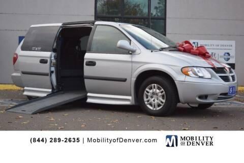 2005 Dodge Grand Caravan for sale at CO Fleet & Mobility in Denver CO