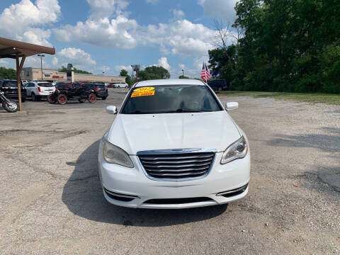 2012 Chrysler 200 for sale at Community Auto Brokers in Crown Point IN