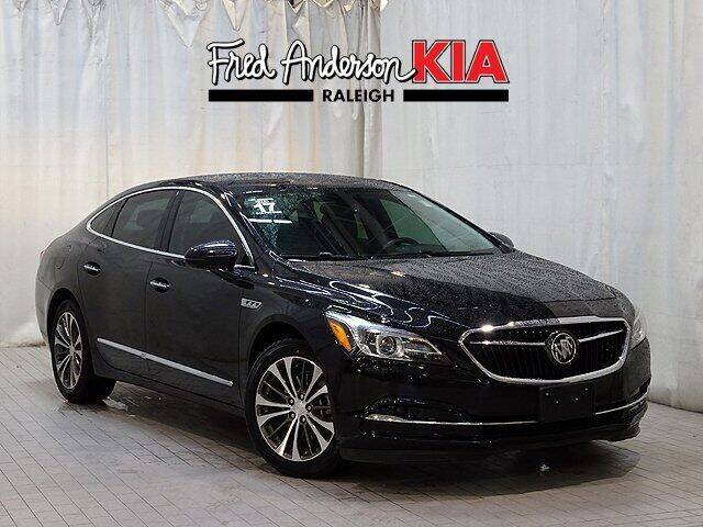 2017 Buick LaCrosse for sale in Raleigh, NC