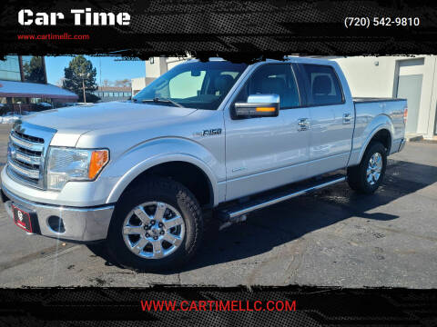 2013 Ford F-150 for sale at Car Time in Denver CO