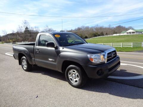 2009 Toyota Tacoma for sale at Car Depot Auto Sales Inc in Seymour TN