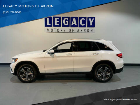 2016 Mercedes-Benz GLC for sale at LEGACY MOTORS OF AKRON in Akron OH