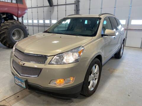 2012 Chevrolet Traverse for sale at RDJ Auto Sales in Kerkhoven MN