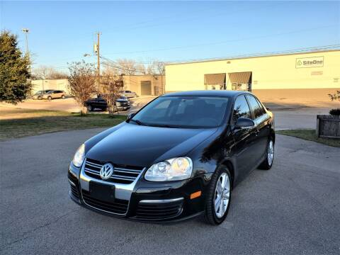 2010 Volkswagen Jetta for sale at Image Auto Sales in Dallas TX
