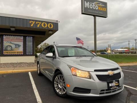 2011 Chevrolet Cruze for sale at MotoMaxx in Spring Lake Park MN