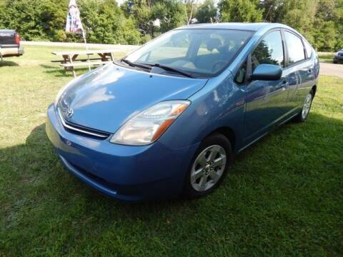2008 Toyota Prius for sale at PARAGON AUTO SALES in Portage MI