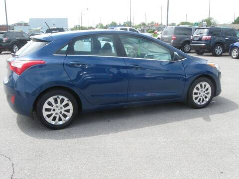 2016 Hyundai Elantra GT for sale at MCQUISTON MOTORS in Wyandotte MI