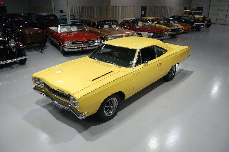 1968 Plymouth Roadrunner for sale in Rogers, MN