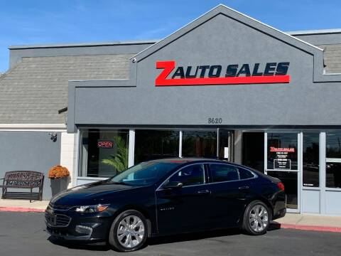 2017 Chevrolet Malibu for sale at Z Auto Sales in Boise ID