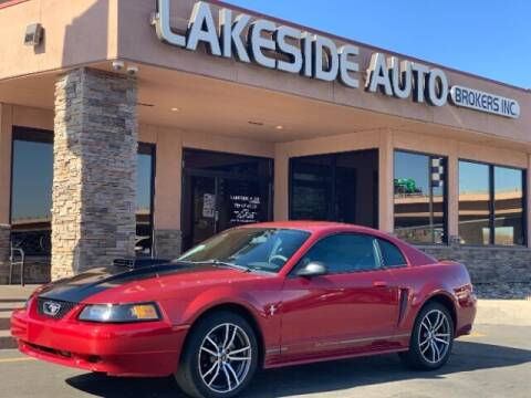 2003 Ford Mustang for sale at Lakeside Auto Brokers in Colorado Springs CO