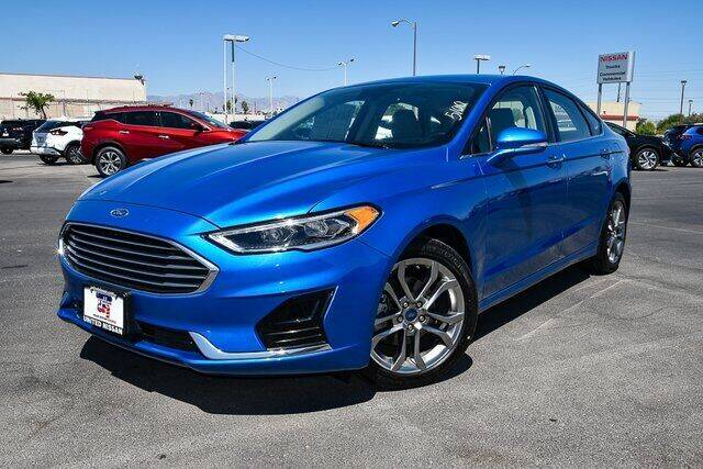 2020 Ford Fusion for sale in Las Vegas, NV
