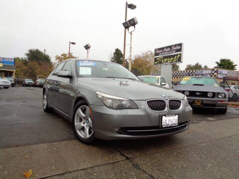 2008 BMW 5 Series for sale at Save Auto Sales in Sacramento CA