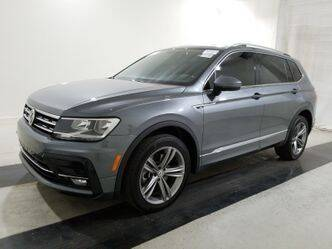 2018 Volkswagen Tiguan for sale at Paradise Motor Sports LLC in Lexington KY