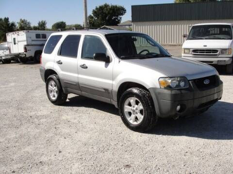 2007 Ford Escape for sale at Frieling Auto Sales in Manhattan KS