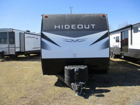 2021 Keystone Hideout 28 BHS for sale at Lakota RV - New Travel Trailers in Lakota ND