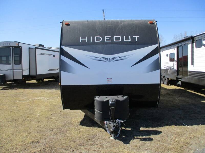 2021 Keystone Hideout 28 BHS for sale at Lakota RV - New Travel Trailers in Lakota ND