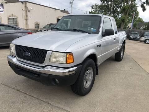2003 Ford Ranger for sale at T & G / Auto4wholesale in Parma OH