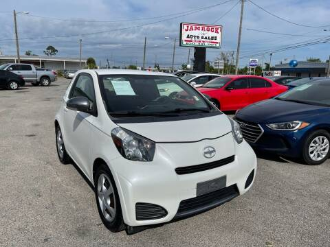 2013 Scion iQ for sale at Jamrock Auto Sales of Panama City in Panama City FL