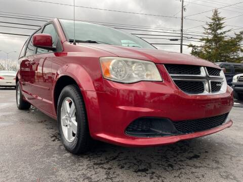 2011 Dodge Grand Caravan for sale at Action Automotive Service LLC in Hudson NY