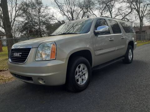 2007 GMC Yukon XL for sale at John 3:16 Motors in San Antonio TX