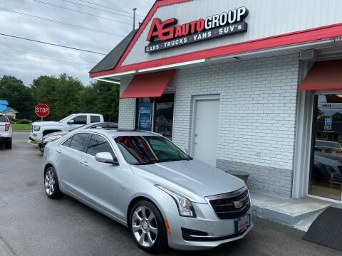 2015 Cadillac ATS for sale at AG AUTOGROUP in Vineland NJ