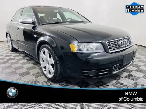 2004 Audi S4 for sale at Preowned of Columbia in Columbia MO