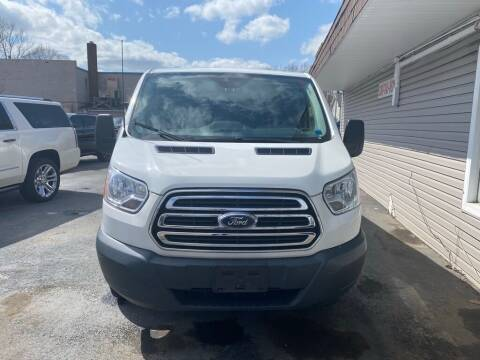 2017 Ford Transit Passenger for sale at AH Ride & Pride Auto Group in Akron OH