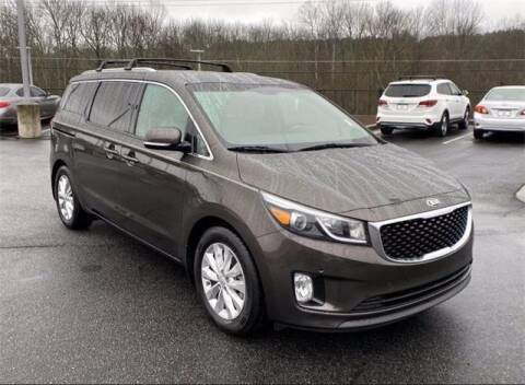 2018 Kia Sedona for sale at CU Carfinders in Norcross GA