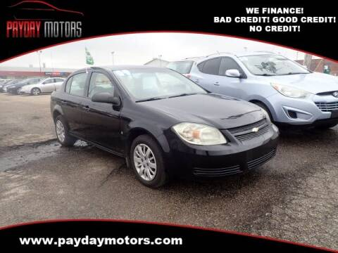 2009 Chevrolet Cobalt for sale at Payday Motors in Wichita And Topeka KS