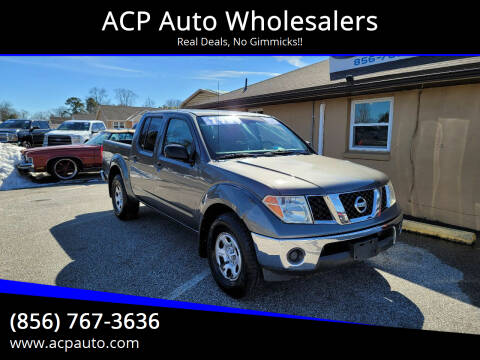 2008 Nissan Frontier for sale at ACP Auto Wholesalers in Berlin NJ