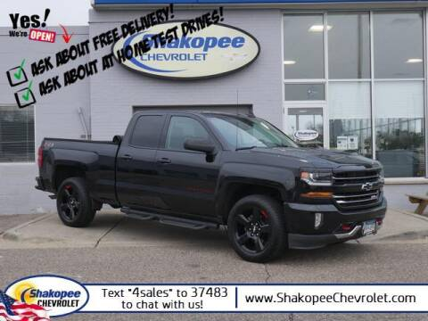 2018 Chevrolet Silverado 1500 for sale at SHAKOPEE CHEVROLET in Shakopee MN