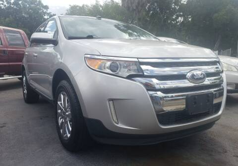 2013 Ford Edge for sale at Linus International Inc in Tampa FL