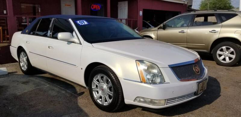 2007 Cadillac DTS for sale at Fast Trac Auto Sales in Phoenix AZ