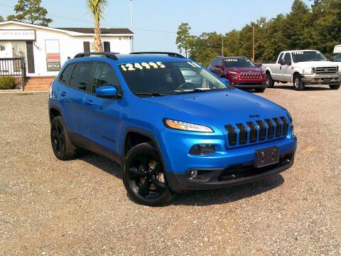 2018 Jeep Cherokee for sale at Let's Go Auto Of Columbia in West Columbia SC