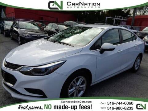 2017 Chevrolet Cruze for sale at CarNation AUTOBUYERS Inc. in Rockville Centre NY