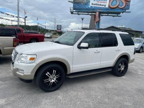 2010 Ford Explorer for sale at Autoway Auto Center in Sevierville TN