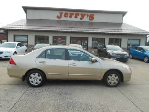 2007 Honda Accord for sale at Jerry's Auto Mart in Uhrichsville OH