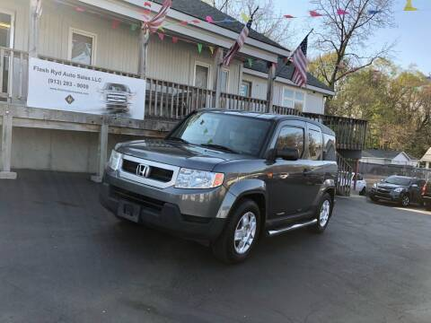 2010 Honda Element for sale at Flash Ryd Auto Sales in Kansas City KS