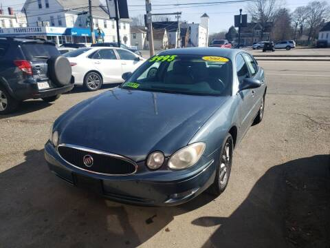 2007 Buick LaCrosse for sale at TC Auto Repair and Sales Inc in Abington MA