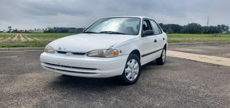 1999 Chevrolet Prizm for sale in Weslaco, TX