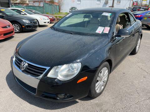 2007 Volkswagen Eos for sale at Diana Rico LLC in Dalton GA