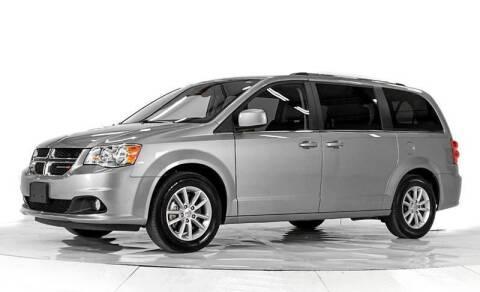 2019 Dodge Grand Caravan for sale at Houston Auto Credit in Houston TX