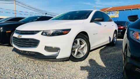 2018 Chevrolet Malibu for sale at La Playita Auto Sales Tulare in Tulare CA