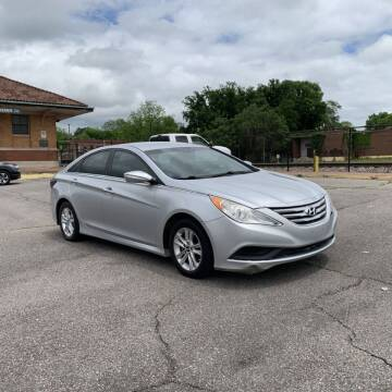 2014 Hyundai Sonata for sale at FIRST CLASS AUTO SALES in Bessemer AL