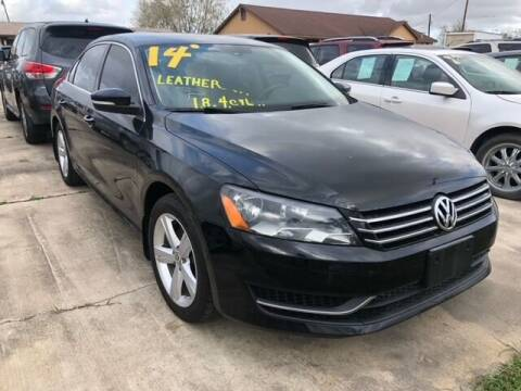 2014 Volkswagen Passat for sale at Brownsville Motor Company in Brownsville TX