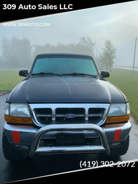 2000 Ford Ranger for sale at 309 Auto Sales LLC in Harrod OH