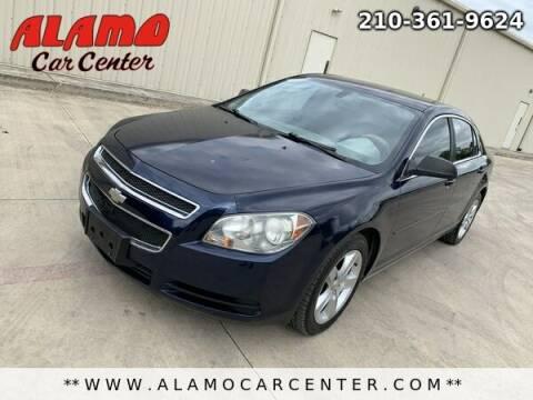 2010 Chevrolet Malibu for sale at Alamo Car Center in San Antonio TX